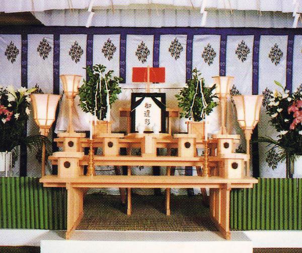 神式 小型飾り