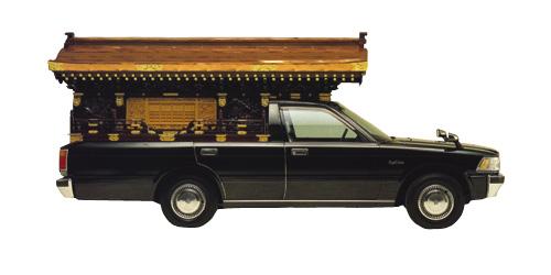普通霊柩車